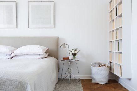 Bücher sortieren nach Farbe   Wohnideen einrichten