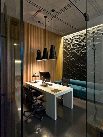 B ro von architekten studio sergey machno wohnideen einrichten - Buro 13 architekten ...