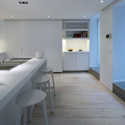 Charakteristisches Haus Mit Modernem Interieur Wohnideen