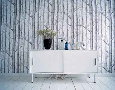 10x cole and son tapete woods wohnideen einrichten. Black Bedroom Furniture Sets. Home Design Ideas