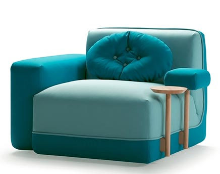 Elemente Couch von Sancal