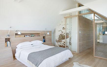 Dachgeschoss Schlafzimmer in Victorian Hause  Wohnideen einrichten