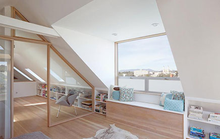 dachgeschoss schlafzimmer in victorian hause - Dachgeschoss Schlafzimmer Einrichten