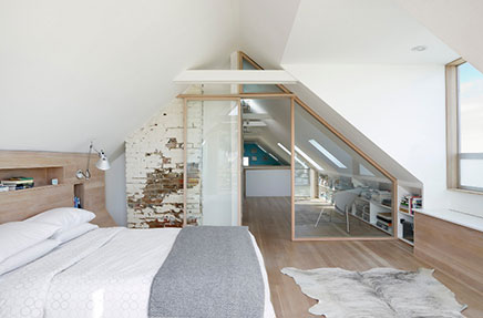 Dachgeschoss Schlafzimmer In Victorian Hause | Wohnideen Einrichten, Hause  Deko