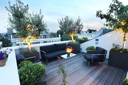 Ideen Für Dachterrasse dachterrasse ideen von notting hill | wohnideen einrichten