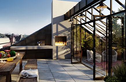 Dachterrasse Ideen von Oscar Eigenschaften