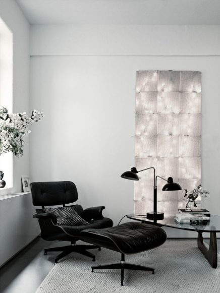 das loft apartment von sofie christensen egelund aus new york ist ebenfalls ein vipp showroom. Black Bedroom Furniture Sets. Home Design Ideas