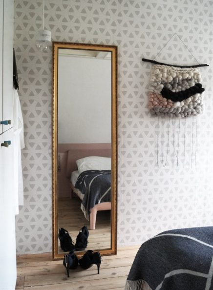 Das Schlafzimmer Danischen Innenarchitekten Malene Marie Moller (8)