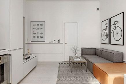 Dekorieren kleine Wohnung Anleitung!  Wohnideen einrichten