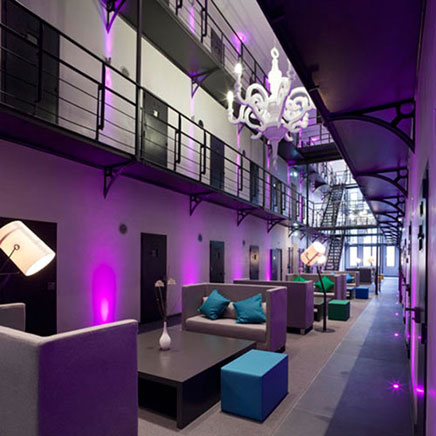 Designhotel Das Urteil House in Roermond