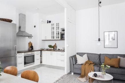 Wunderbar Es Ist Eine Kleine Wohnung In Der Nordhemsgatan In Göteborg. Mit Einer  Wohnfläche Von Nur 42m2 Können Sie Sagen, Dass Es Sehr Klein Ist. Aber Das  Gute Ist, ...