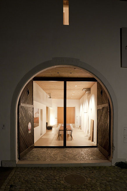 Wohnideen Bauernhaus ehemaliges bauernhaus in nachhaltige büro umgewandelt wohnideen