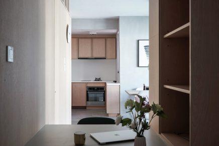 wohnideen fur eine kleine wohnung, ein neues layout und innenarchitektur für eine kleine wohnung aus, Design ideen