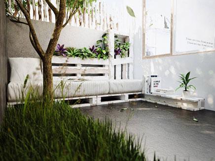 Einfache Ideen für den Garten