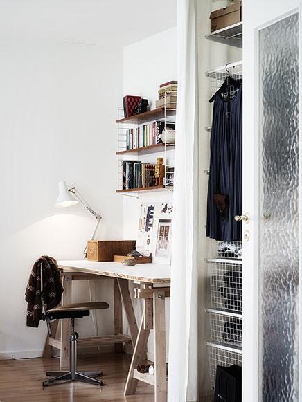 einfach sch n fertig begehbaren kleiderschrank wohnideen einrichten. Black Bedroom Furniture Sets. Home Design Ideas