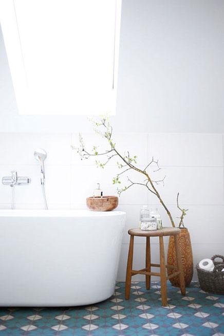 Einfache schönes Bad