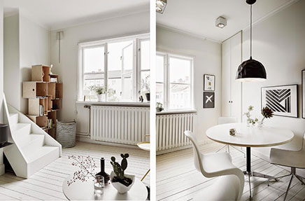 einrichtung von einem skandinavischen wohnzimmer wohnideen einrichten. Black Bedroom Furniture Sets. Home Design Ideas