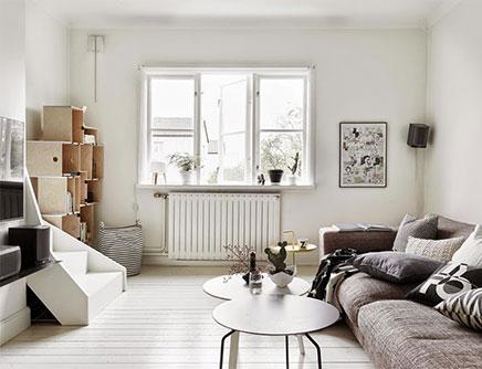 Einrichtung Skandinavischen Wohnzimmer (2)