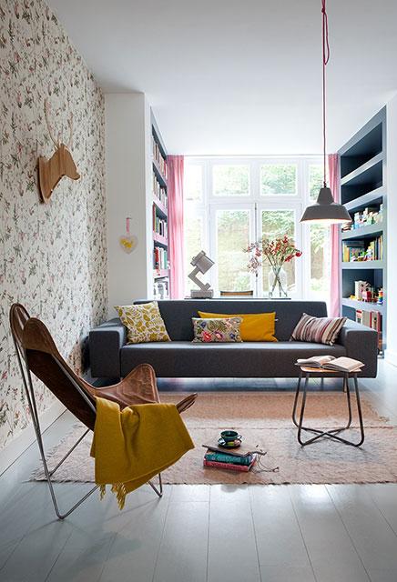 Einzigartige Wohnzimmer von Iris
