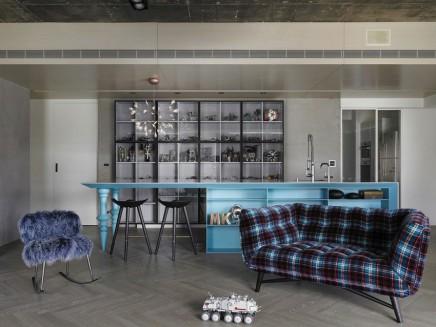 elegance-industriel-wohnzimmer