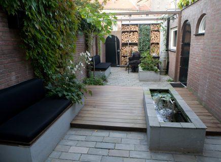 Garten wohnideen einrichten for Terasse ontwerp