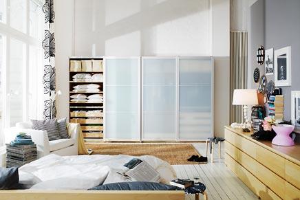 Erkenbare schlafzimmer