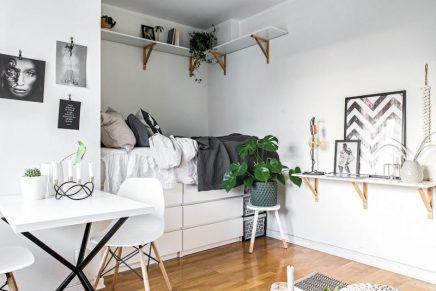 Erstellen Sie Ein Bett Mit Einer Ikea Kommode Wohnideen Einrichten