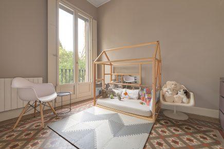 exotische babyspielzimmer wohnideen einrichten. Black Bedroom Furniture Sets. Home Design Ideas