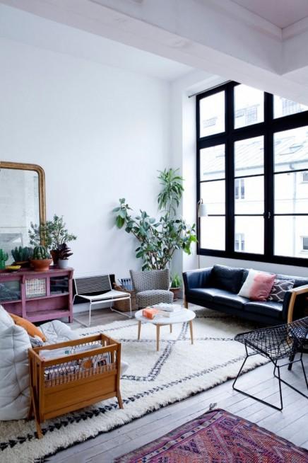 exotische-loft-wohnzimmer-franzosisch-tapetendesigner-cecile-figuette (2)