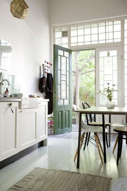 Wohnideen Türen farbige türen wohnideen einrichten