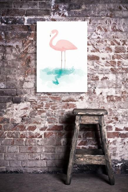 flamingo-im-haus