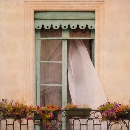 Französisch Balkon