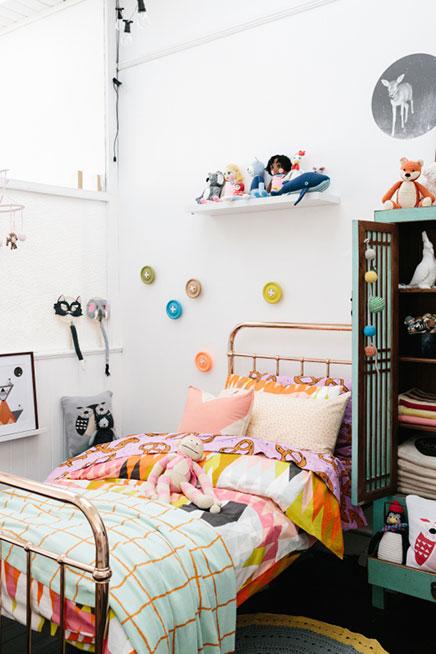 Fröhliche Kinderzimmer von Shelter 7