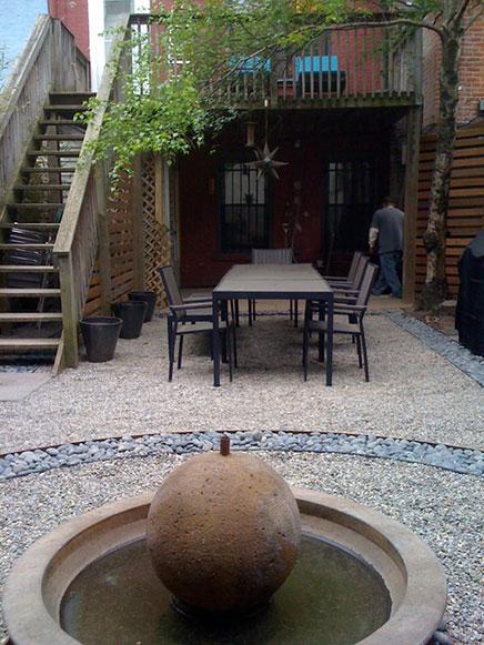 garten design f r alte villa wohnideen einrichten. Black Bedroom Furniture Sets. Home Design Ideas