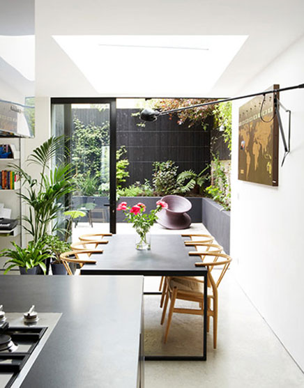 Garten Ideen von Architekten Martyn Clarke