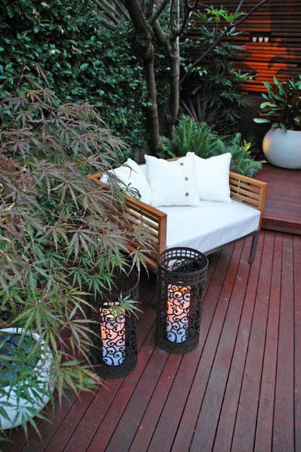 Garten Renovierung mit neuem Boden