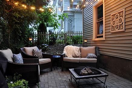 Garten Sanierung von Suzanne