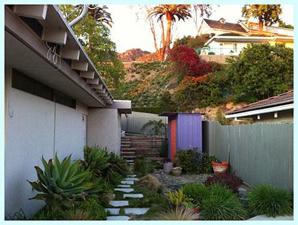 Garten Umgestaltung in Los Angeles