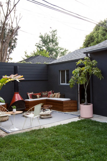 Diy Fire Pit Patio Seating Areas