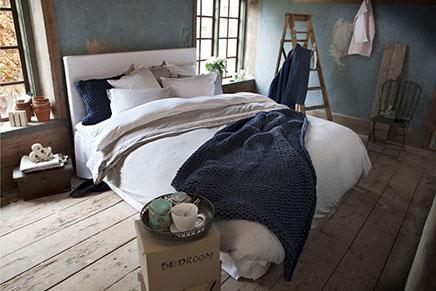Gemütliches Schlafzimmer Mille Notti