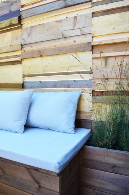 Gestalten sie sonnigen balkon terrasse von 30m2 for 30m2 wohnzimmer einrichten