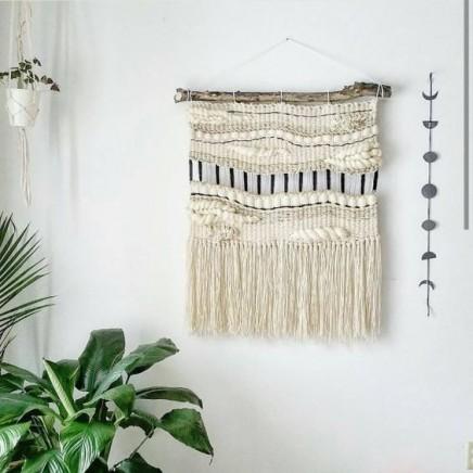 Gewebte Wandteppiche | Wohnideen einrichten