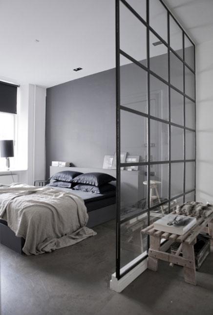 Grau schlafzimmer
