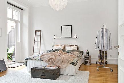 Große Schlafzimmer ideal aus Schweden