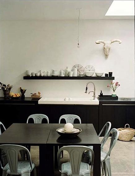 Große Küche Loft Amsterdam