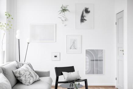 Wohnideen Wohnzimmer Mit Offener Kuche : Großes Wohnzimmer mit ...