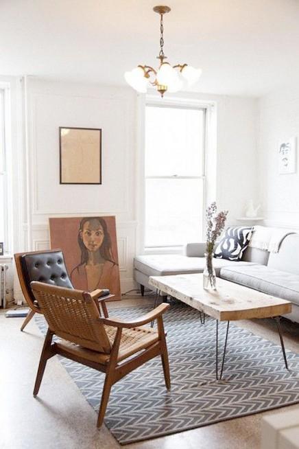 hairpin legs wohnideen einrichten. Black Bedroom Furniture Sets. Home Design Ideas