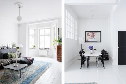 geraumige und helle loft wohnung im herzen der grosstadt. Black Bedroom Furniture Sets. Home Design Ideas