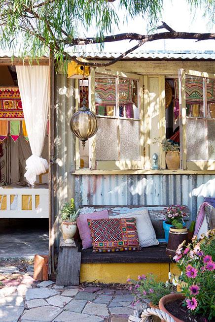 hippie schlafzimmer trish nathan wohnideen einrichten. Black Bedroom Furniture Sets. Home Design Ideas