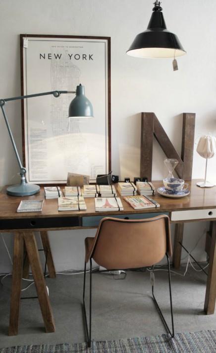 houten-tafel-bureau